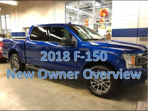 A simple guy's review of his 2018 F150