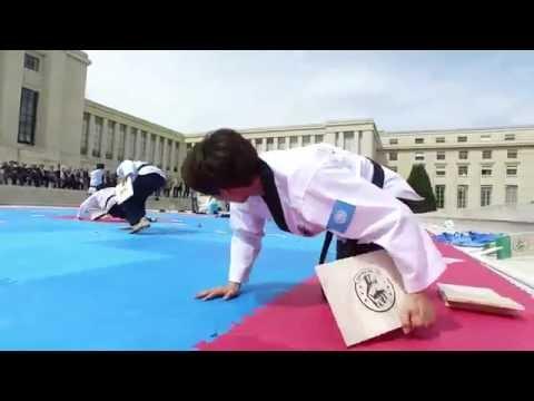 World Taekwondo Federation at the United Nations Office at Geneva