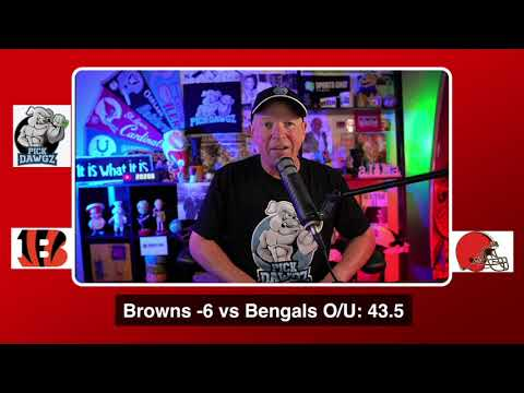 Cleveland Browns vs Cincinnati Bengals NFL Pick and Prediction Thursday 9/17/20 Week 2 NFL Betting