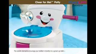Fisher Price My Potty Friend - MamaLoes Babysjop