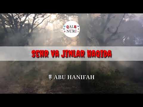 Sehr Va Jinlar Haqida- ABU HANIFAH