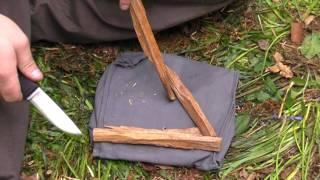 Fat Wood or Maya Sticks - Tinder for Fire Lighting
