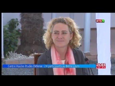 Journal Télévisé 20H de la RTS1 du samedi 14 mai 2016