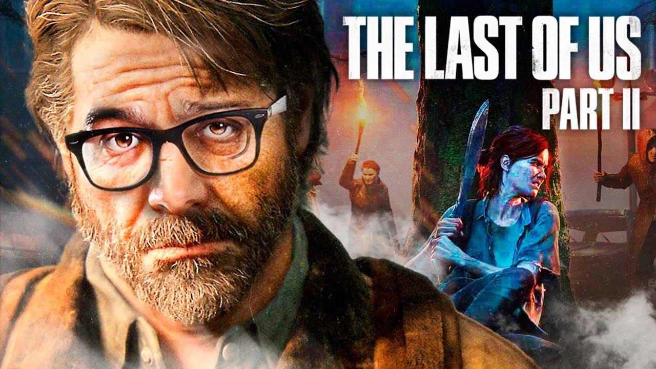 ESSE JOGO ME DEIXOU EM CHOQUE! | The Last of Us Part 2