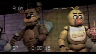 "FNaF animation ""Sing Me to Sleep"""