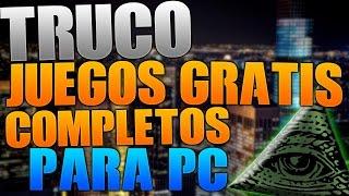 """Video COMO DESCARGAR CUALQUIER JUEGO PARA PC - """"GRATIS, Y COMPLETO"""" download MP3, 3GP, MP4, WEBM, AVI, FLV Desember 2017"""