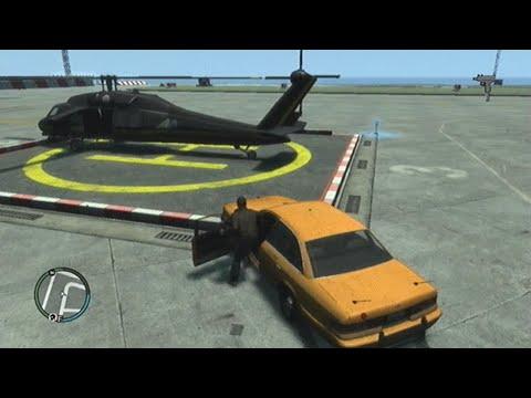 GTA IV - Early Annihilator Spawn (Read Description)