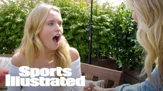 Christie Brinkley Surprises Daughter Sailor To Tell Her She's A 2017 Rookie | Sports Illustrated