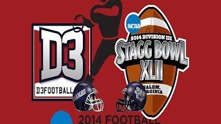 Stagg Bowl XLII: #1 UW-Whitewater vs. #3 Mount Union
