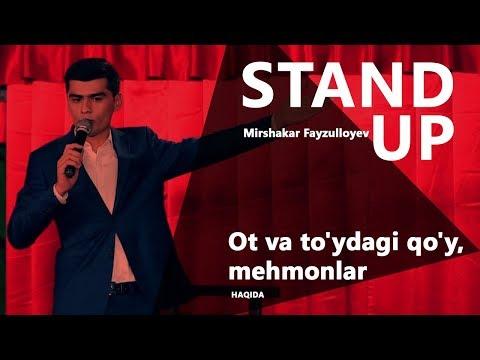 Mirshakar Fayzulloyev -