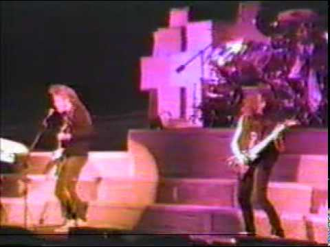 Metallica  Master of Puppets  1986 with Cliff Burt