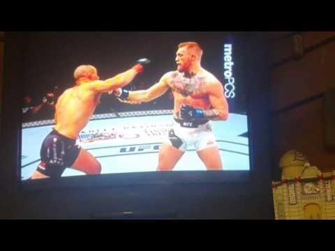 Conor McGregor vs Eddie Alvarez Full Fight UFC 205