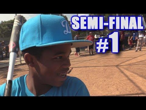 PLAYOFFS! | On-Season Softball League | Semi-Final #1