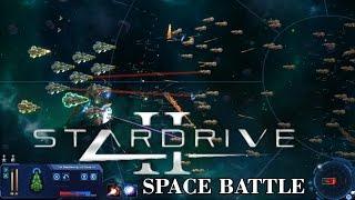 Stardrive 2 My First Major Battle
