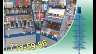 Вланкон - торговое оборудование(Производство торгового оборудования на заказ. Стеллажи, витрины, прилавки, стенды, островные стойки, экспоз..., 2011-02-14T07:11:43.000Z)