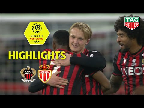 Nice Monaco Goals And Highlights