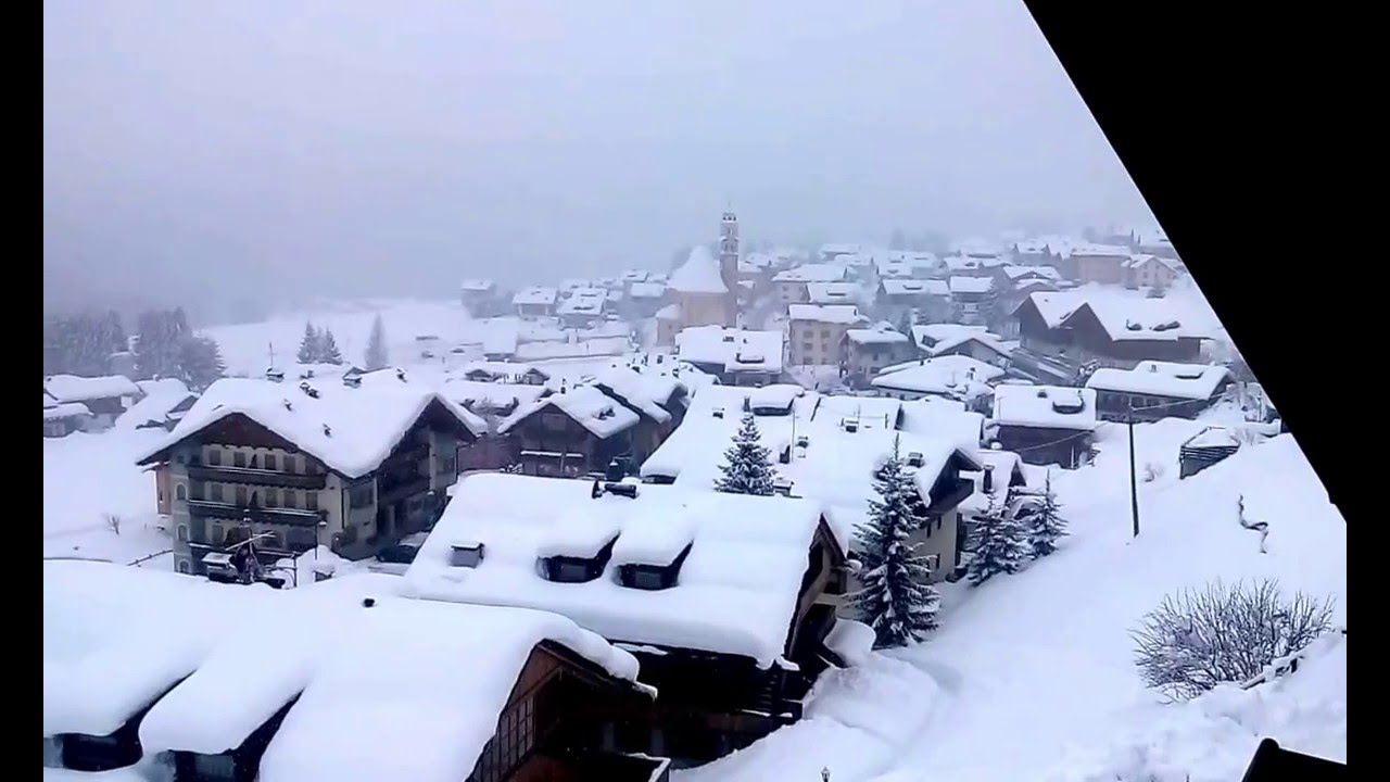 Sappada nevicata del 07-03-2016