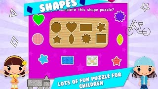 Toddler Learning Activities, Educational, Videos games for Kids - Girls - Baby Android