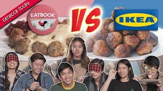 Eatbook VS IKEA Meatballs   Eatbook Cooks   EP 15