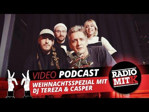 Kraftklub - Die große Weihnachtsspezialendung mit DJ TEREZA und CASPER - Radio mit K - Episode 30
