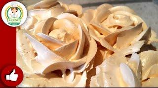 Yumurta Ağıyla Bişmiş Kremin Hazirlanmasi ( Yumurtalı Pasta Kreması  Nasıl Yapılır )