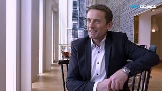 Dag Kroslid, Managing director at NorDan AB. NorDan's vision is to ...