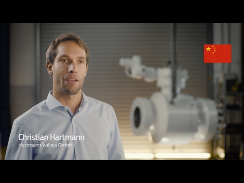 Hartmann Valves & Wellheads – 宣传片