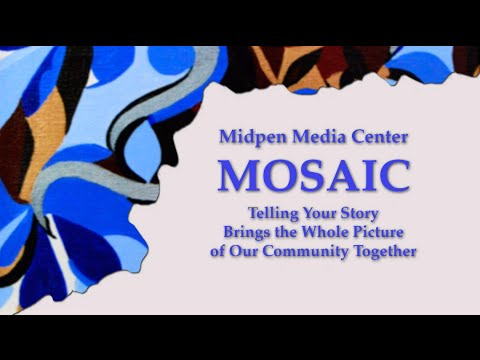 Hometown Entry 2015: Midpen Media Center Mosaic