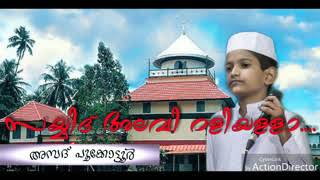 മമ്പുറപ്പൂ മഖാമിലെ... Ashad Pokkottur ന്റെ Favourite Song. നിങ്ങളാരും ഇത് കാണാതിരിക്കല്ലേ...