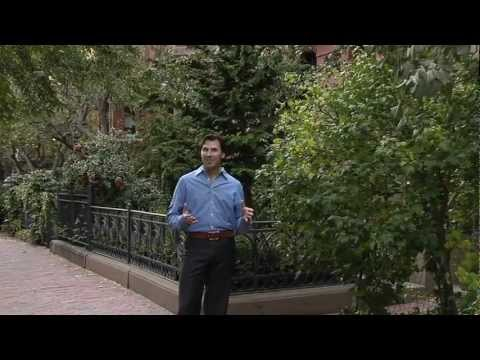 Collin Sullivan's Walking Tour of Boston's Back Bay