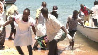 Tanzanie: les familles des victimes de l'accident en deuil