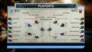 Tecmo Bowl Throwback (Xbox 360,PS3) trailer