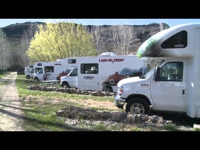 Campingferie i U.S.A  Del1