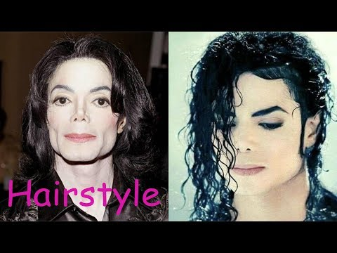 Michael jackson hairstyle