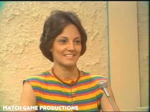 Match Game 77 Episode 964 Two Girls: Tom and Chris? Chris Cranston: Playboy Playmate 1971