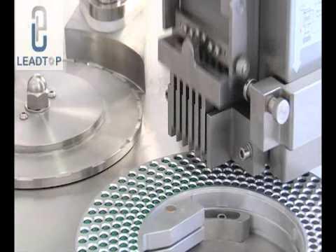 Jtj A Semi Automatic Capsule Filling Machine Mpg Youtube
