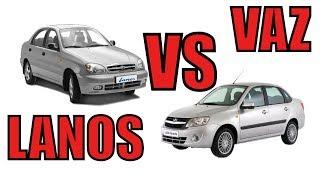 Chevrolet Lanos или ВАЗ. Что лучше?