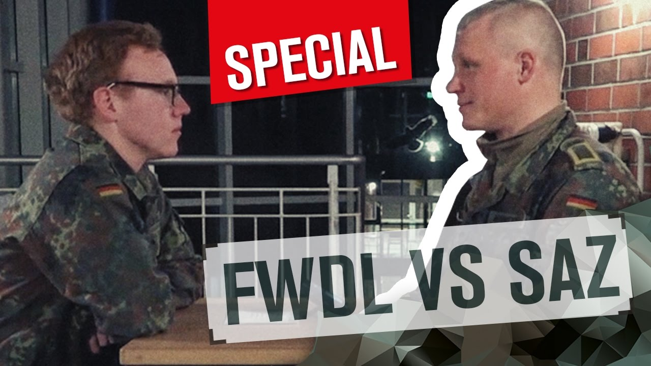freiwilliger wehrdienst vs soldat auf zeit special youtube - Bundeswehr Freiwilliger Wehrdienst Bewerbung