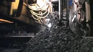 Stobart Rail - Trac Gopher Operation - Gascoigne Wood