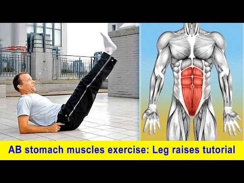 Leg raises work your center core six pack: Keep your legs together and straight and tigthened core