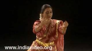Kathak Dance Kali Mother goddess Pali Chandra Lucknow India