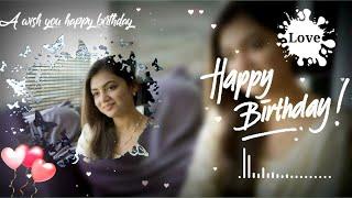 Birthday Video Maker By Kinemaster | Birthday Green Screen Video | Ave Player Video