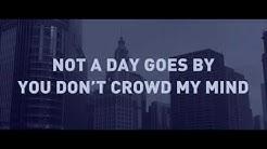 Brett Eldredge - Crowd My Mind (Lyric Video)