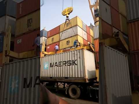 BANGLADESH CTG Port Mdp Deport Jahaj Lond VIDEO