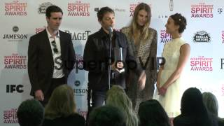 SPEECH - Dree Hemingway, James Ransone, Stella Maeve, Sea...