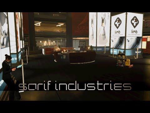 Deus Ex: Human Revolution - Sarif Industries (1 Hour of Music)