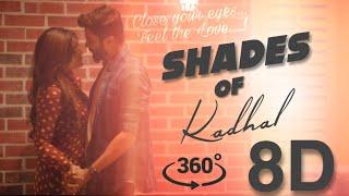 Shades of Kadhal 8D | Tamil Album Song | Credits : Maran Musicals | 8D Dreams