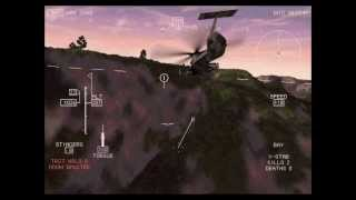 Comanche 3 Helicopter Simulator Multiplayer Melee with Three Players (#1)
