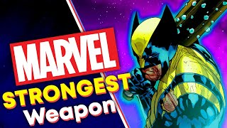 Wolverine's STRONGEST Weapon is a Baseball Bat?!