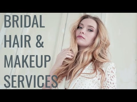 Bridal Hair and Makeup | Salon Deauville wedding services